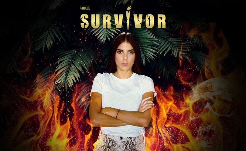 η Άννα Μαρία Βελλή, παίκτρια του Survivor