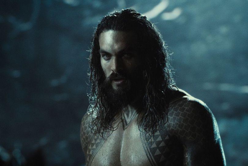 Ο Aquaman στο Justice League