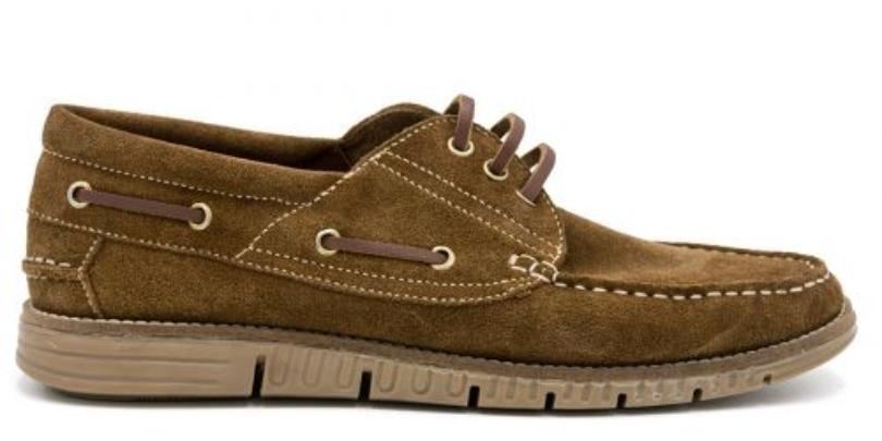 Ανδρικό καστόρινο boat shoe