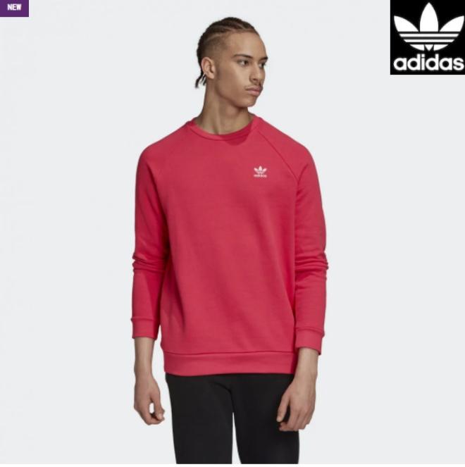 adidas Originals Essential Crew POWPNK GD2562