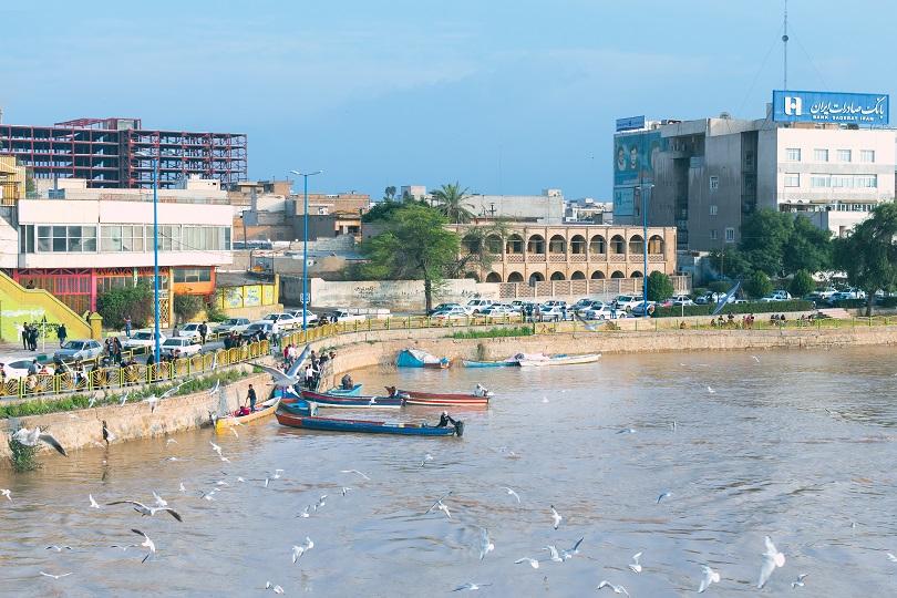 Η πόλη του Ιράν, Αχβάζ.