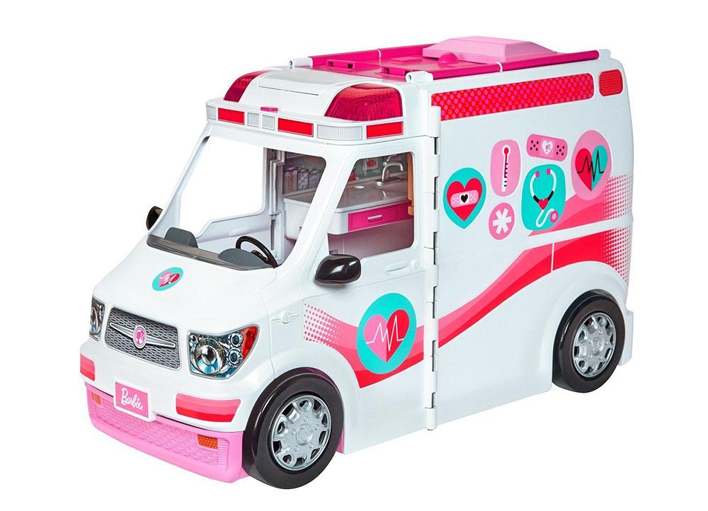 Ασθενοφόρο Κινητό Ιατρείο Barbie