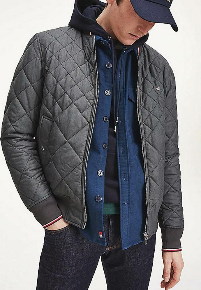 Καπιτονέ jacket διπλής όψης