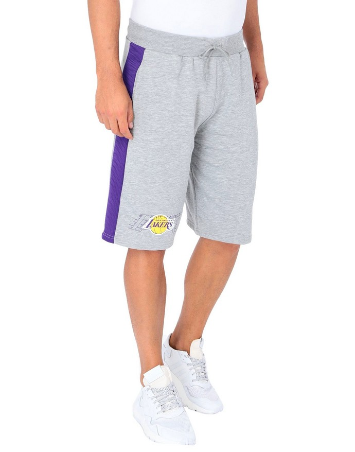 Σορτς από φλις με Lakers λογότυπο