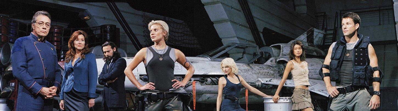 kaliteres seires battlestar galactica