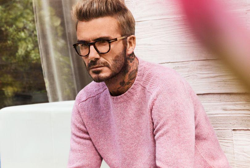 Τα γυαλιά μυωπίας του Beckham