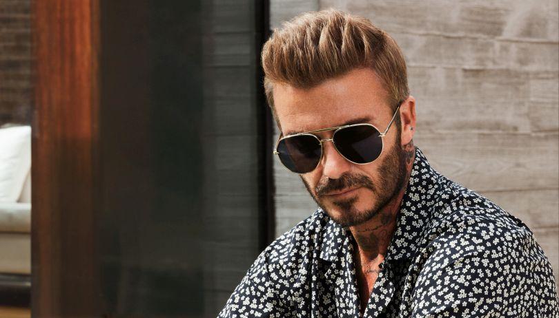 Τα γυαλιά ηλίου του Beckham