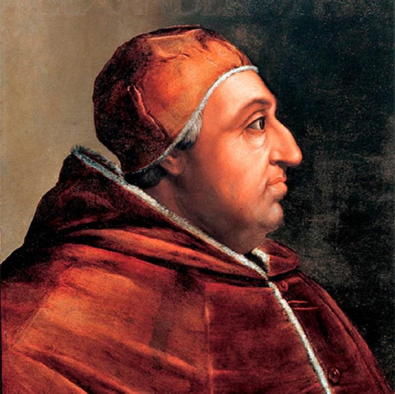 βοργια παπας σειρα