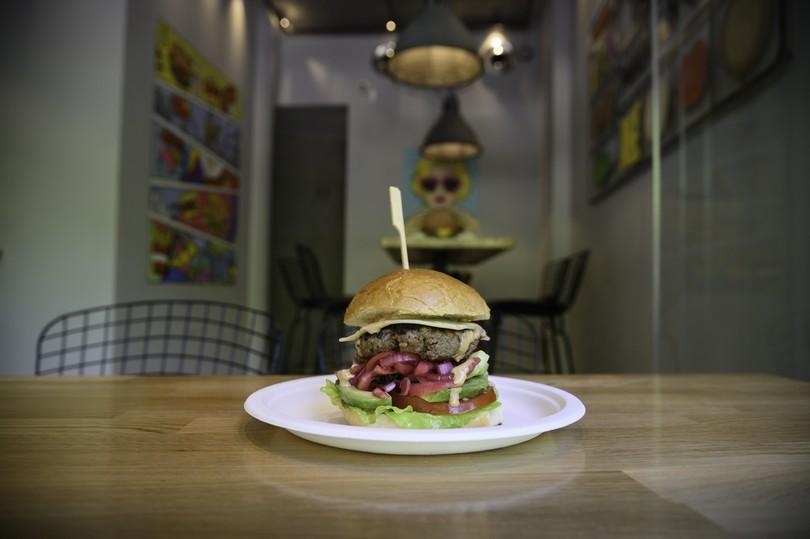 Μπούφαλος Burger