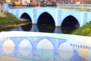 Πού βρίσκονται όλες οι γέφυρες των χαρτονομισμάτων του ευρώ