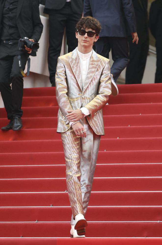 Ο Timothée Chalamet είναι ο πιο στιλάτος των φετινών Καννών