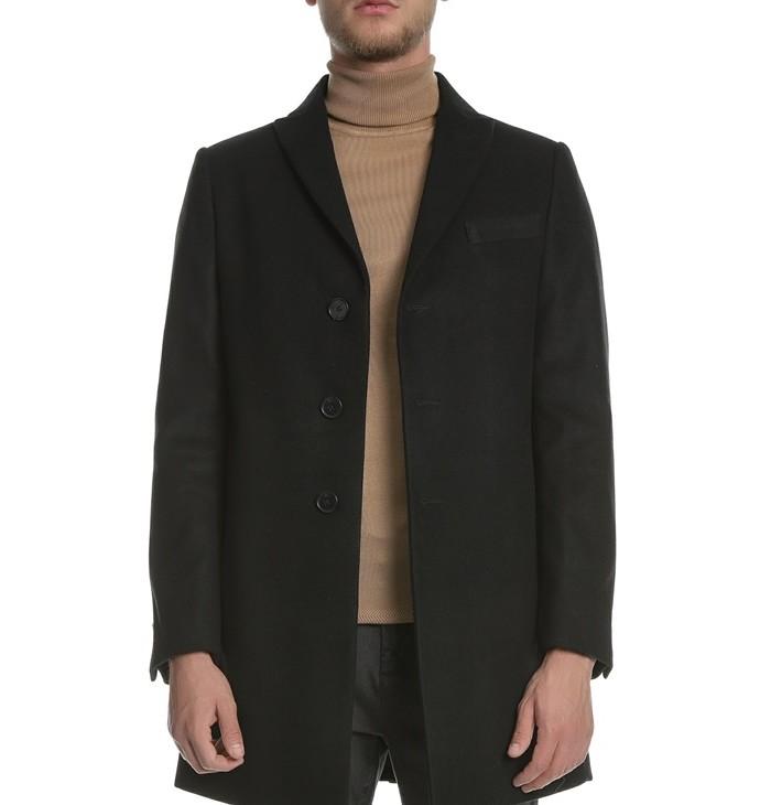 Παλτό σε ίσια γραμμή