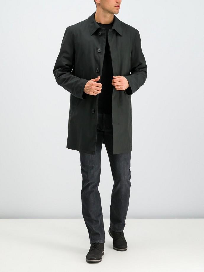 Παλτό με «κρυφό» κούμπωμα