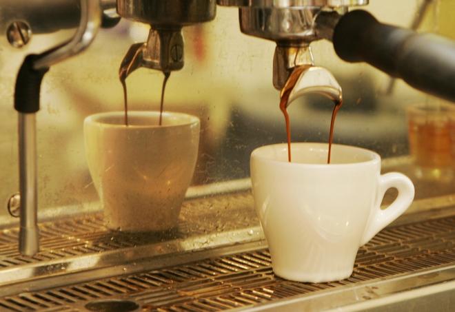 Kαφές εσπρέσο ενάντια στη νύστα