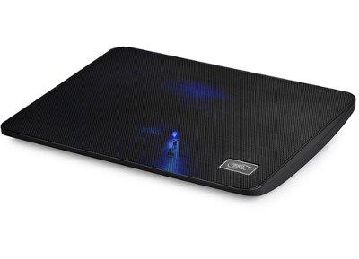 """Βάση Laptop Cooler Deepcool 15.6"""" WIND PAL MINI Μαύρο"""