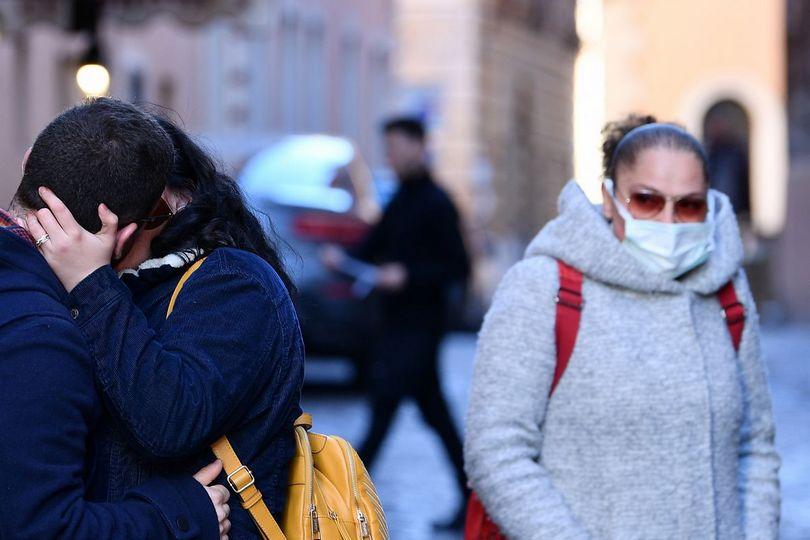 ζευγάρι φιλιέτα ιταλία