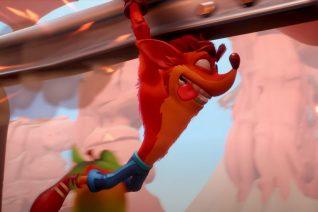 Τo νέο 'Crash Bandicoot 4' έχει φτιαχτεί για 'λιώσιμο'