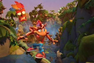 Τρέλα! Αυτά είναι τα γραφικά του νέου 'Crash Bandicoot 4'