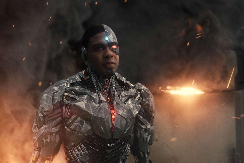 Ο Cyborg στο Justice League