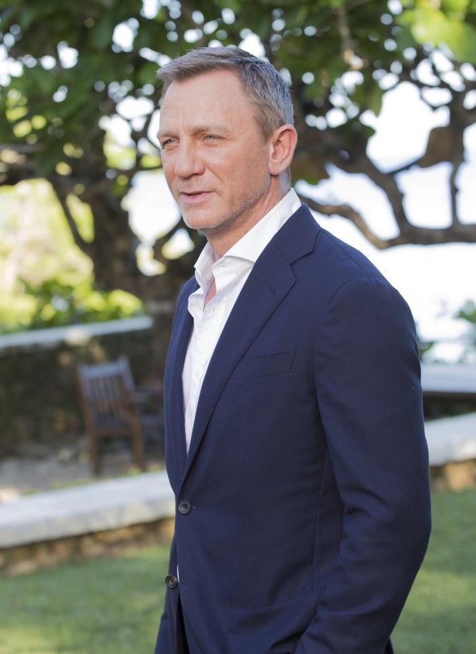 στιλ Daniel Craig