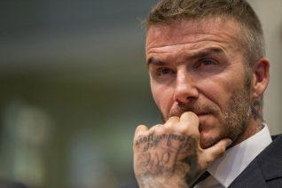 O David Beckham λάνσαρε το επίσημο κούρεμα της καραντίνας