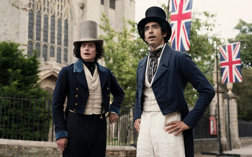 aneurin barnard The Personal History of David Copperfield