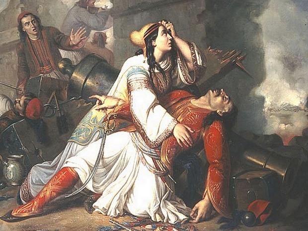 Σου δίνουμε τον ήρωα του 1821, βρίσκεις πώς πέθανε; | Oneman.gr