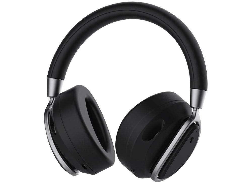 Ασύρματα Ακουστικά Κεφαλής DeFunc Mute Μαύρα
