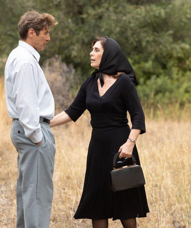 Ο Θωμάς και η Μυρσίνη
