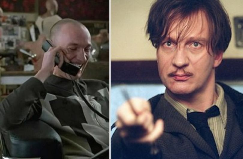 διασημοι ηθοποιοι σε ταινιες που δεν ηξερες ότι παίζουν