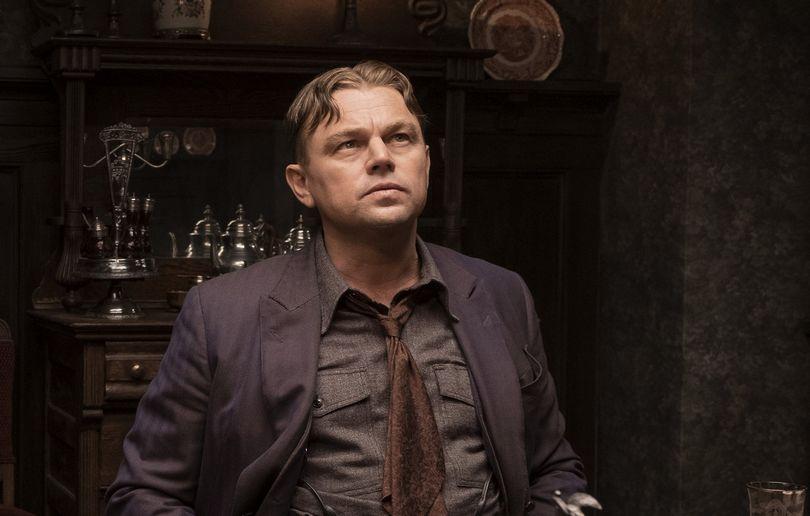 Ο Leonardo DiCaprio στο Killers of the Flower Moon