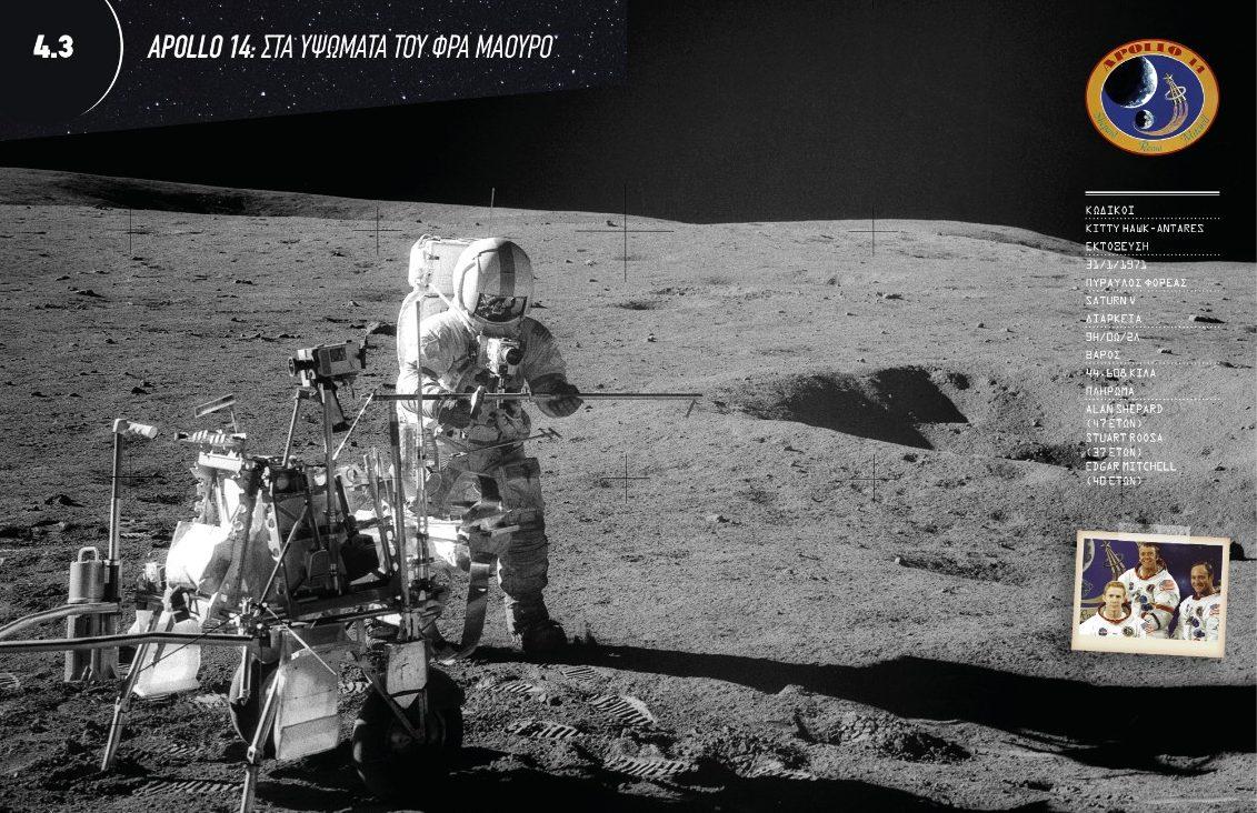 Διονύσης Σιμόπουλος Βιβλίο Μεγάλη Περιπέτεια του Διαστήματος