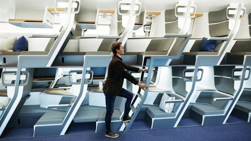 αεροπλάνο θέσεις διπλές