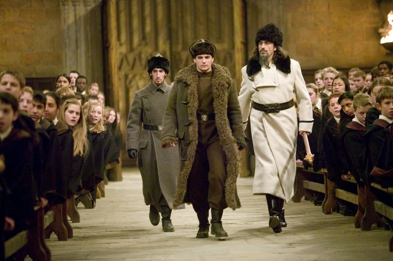 durmstrang harry potter