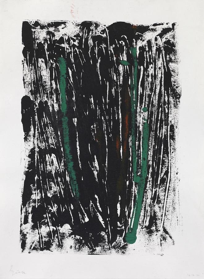 Ο ζωγράφος Κρις Γιανάκος ταξιδεύει τα έργα του από τη Νέα Υόρκη στον Πόρο