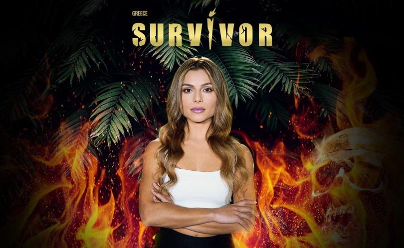 Η Ελευθερία Ελευθερίου στο Survivor