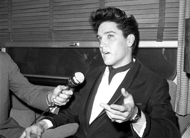 Σε συνέντευξη στο Λος Άντζελες το 1960 (AP Photo/HPM)