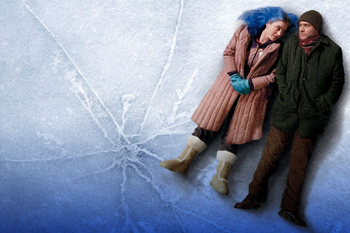 eternal sunshine of a spotles mind