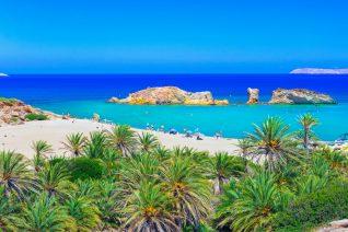 3 ελληνικές παραλίες που είναι τελείως εξωτικές