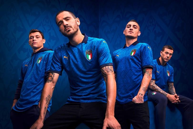 Οι πιο στιλάτες φανέλες του Euro 2020