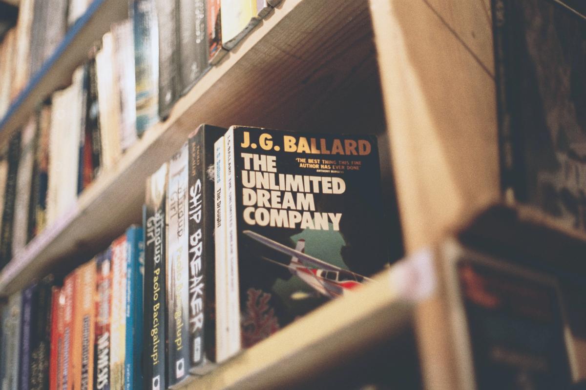 Βιβλία καραντίνα sci fi