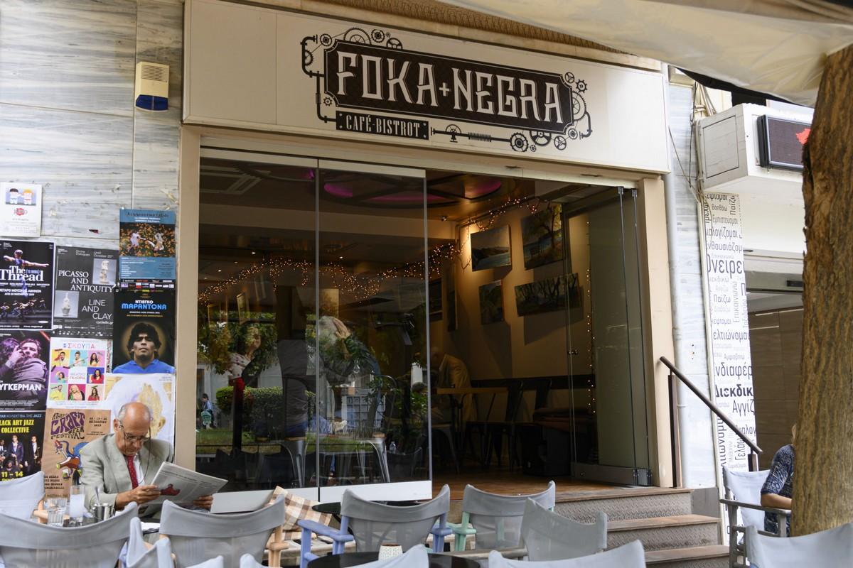 Foka Negra, Cafe-Bistrot.