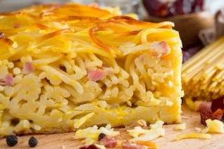 Pasta Frittata, η ιδανική συνταγή για τα μακαρόνια που περίσσεψαν