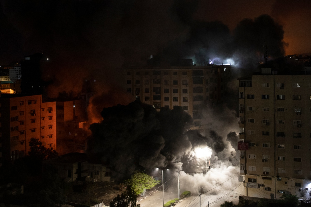 Γάζα Ισραήλ