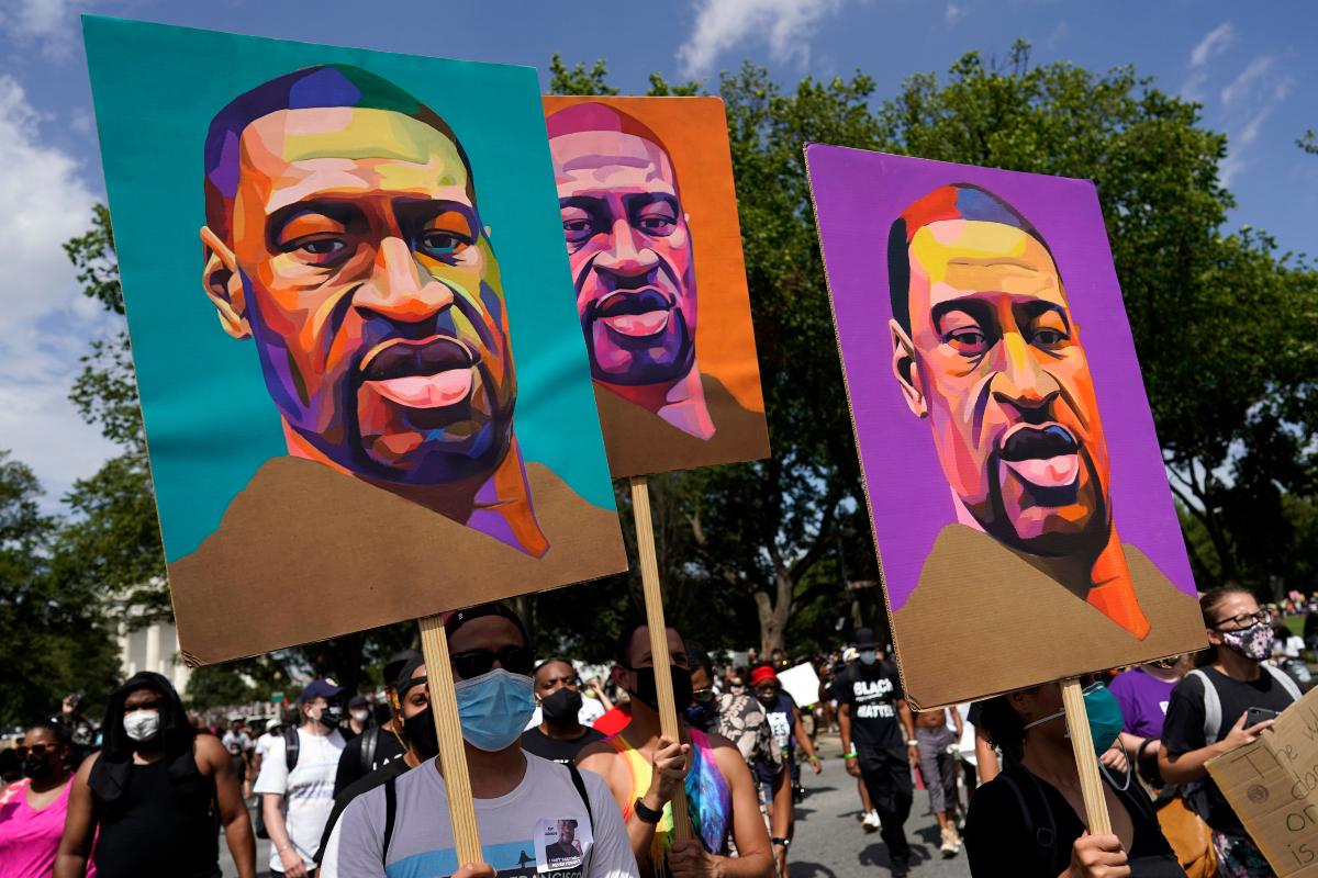 Το χρονικό της δολοφονίας George Floyd και του κινήματος Black Lives Matter