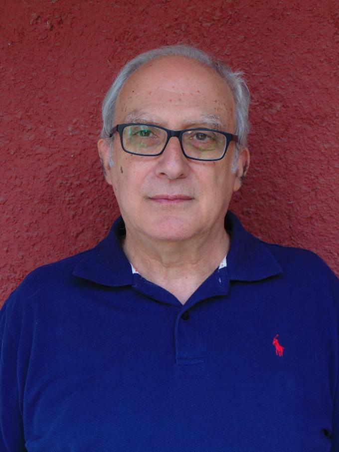 Γιώργος Μαργαρίτης καθηγητής 1821 Επανάσταση Βιβλίο