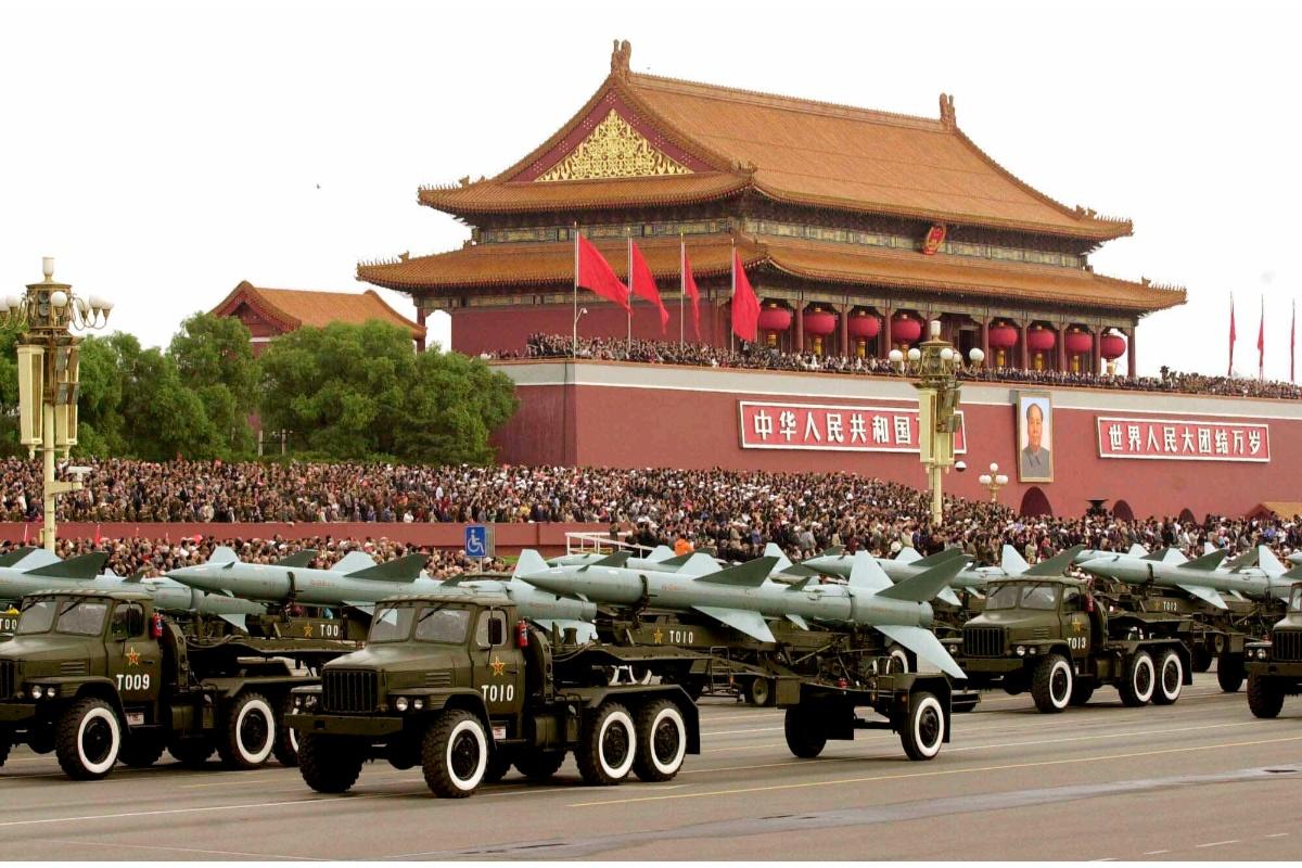 γιορτές για τα 100 χρόνια Κομμουνιστικό Κόμμας Κίνας