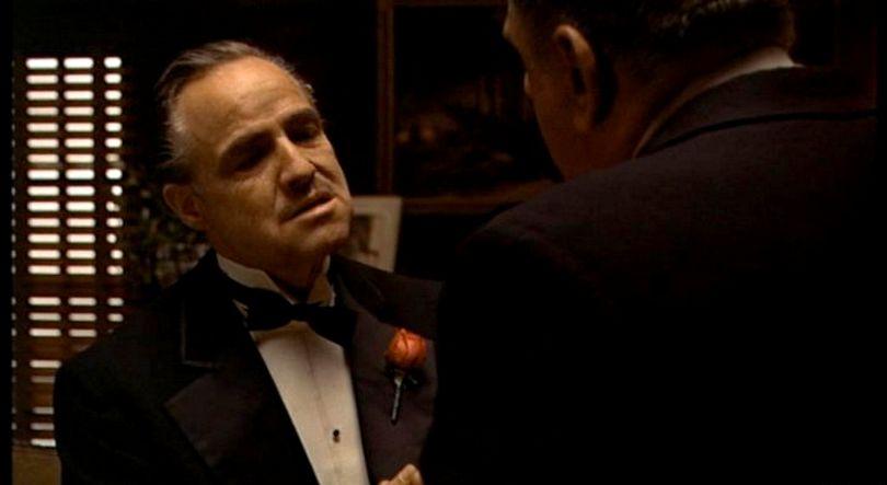πέντε τέλειες ταινίες godfather