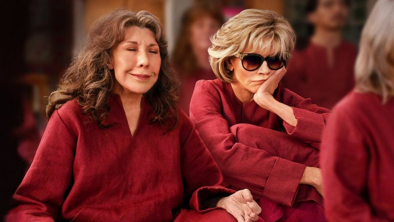σειρές netflix grace and frankie