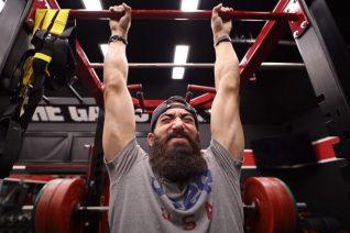 Δεν αντέχεις ούτε 60'' την πιο εύκολη άσκηση γυμναστικής